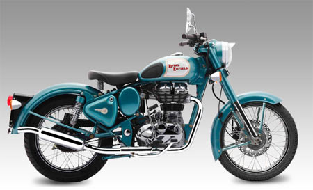 STUNNING PICS: The SEXY Royal Enfield Classic 500