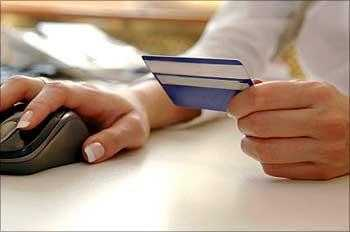 Go electronic to pay credit card bills and save money