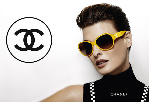 This bright yellow Chanel pair is in vogue