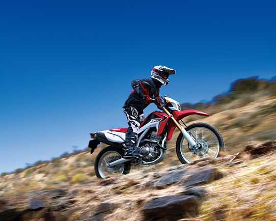 STUNNING PICS: Honda CRF250L coming to India