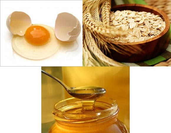 Egg-based face packs: For wrinkles