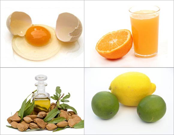 Egg-based face packs: For dry skin