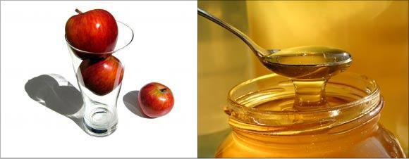 Fruit-based face packs: Apple-honey combo
