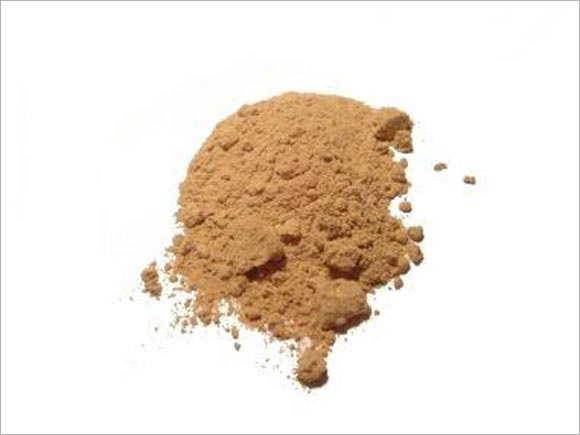 The traditional sandalwood face pack