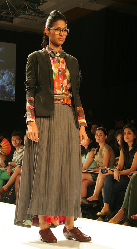 Nethra Raghuraman for Sneha Arora