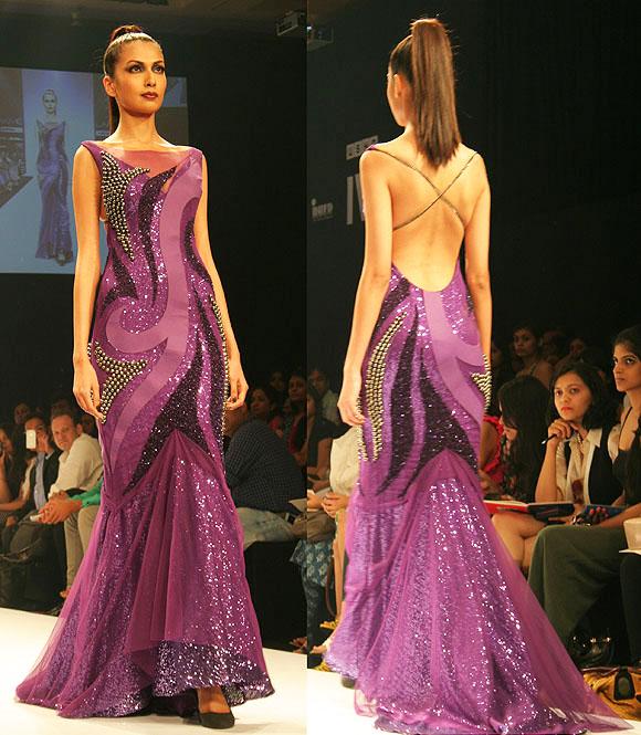 Sanea Shaikh for Jatin Varma