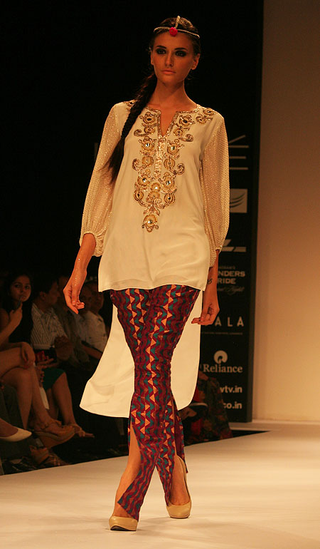 A Payal Singhal creation