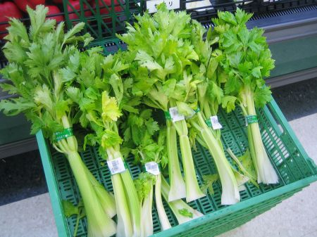 Celery increases the pheromone levels in a man's sweat
