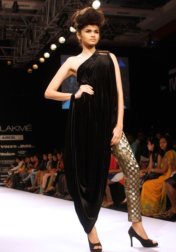 A Nikhil Thampi creation