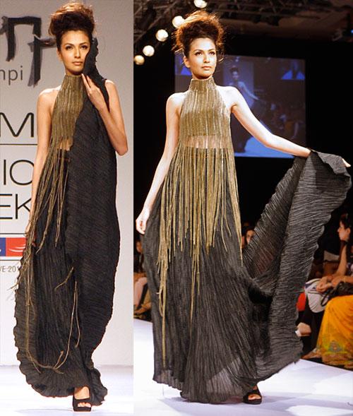 Sanea Shaikh for Nikhil Thampi