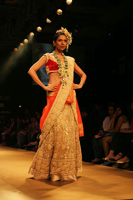 Candice Pinto for Pallavi Jaikishan