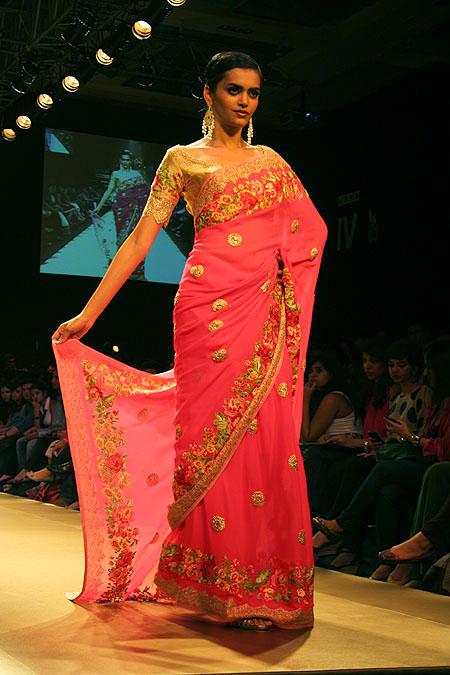 A Pallavi Jaikishan creation