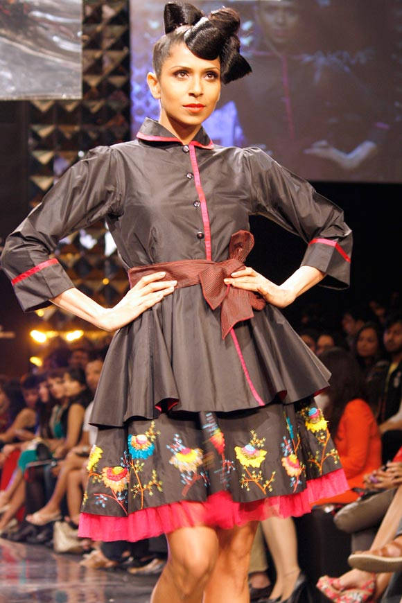 Candice Pinto for Priyadarshini Rao