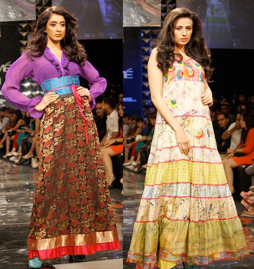 Binal and Pia Trivedi for Priyadarshini Rao