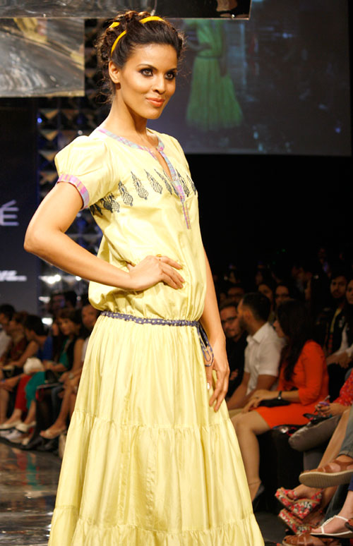 Deepti Gujral for Priyadarshini Rao