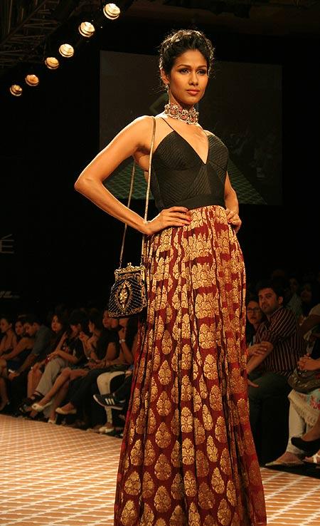 Nethra Raghuraman for Anita Dongre