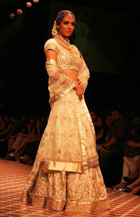 Preeti Desai for Anita Dongre