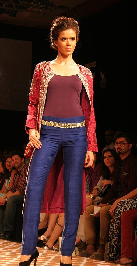 Sucheta Sharma for Anita Dongre