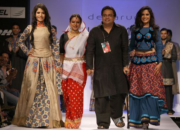 Richa Sharma, Rinku Dutt, Debarun and Richa Chadda