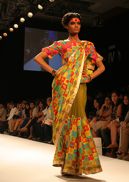 A Deepika Govind creation