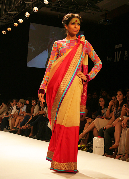 Candice Pinto for Deepika Govind