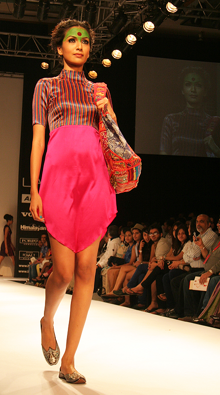 Sanea Shaikh for Deepika Govind