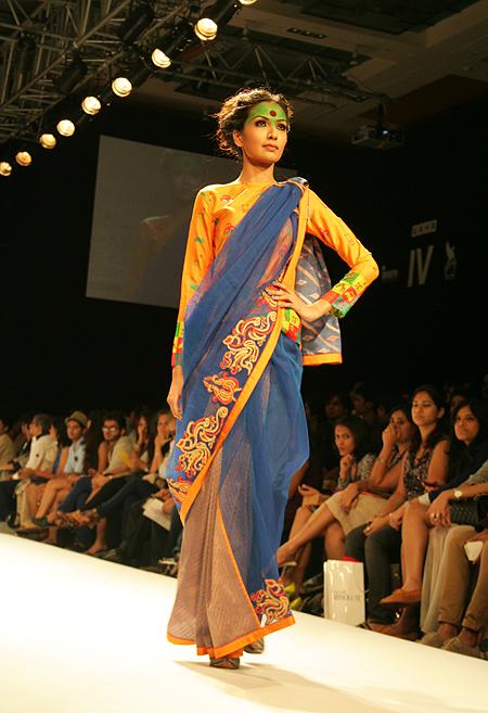 Sanea Shaikh for Deepika Govind