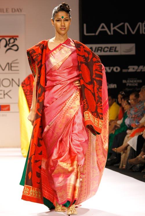Nethra Raghuraman for Gaurang