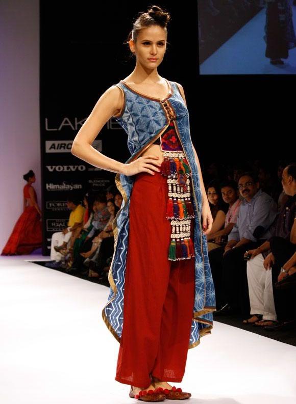 A Shruti Sancheti creation
