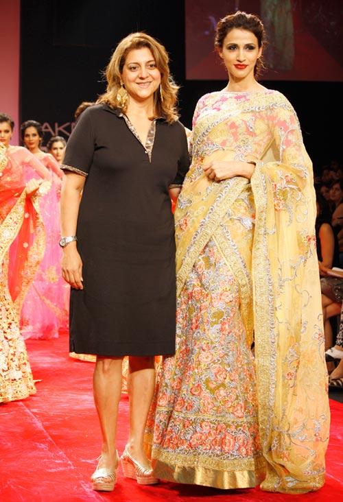 Bhairavi Jaikishan and Alesia Raut