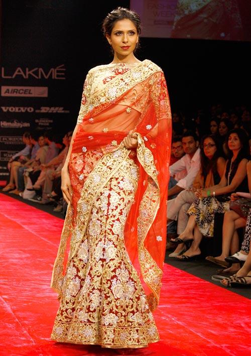 Candice Pinto for Bhairavi Jaikishan
