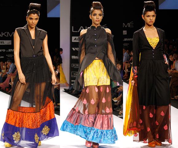 Tanya Sharma creations