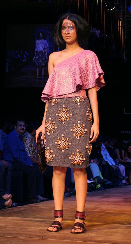 A Sanchita Ajjampur creation