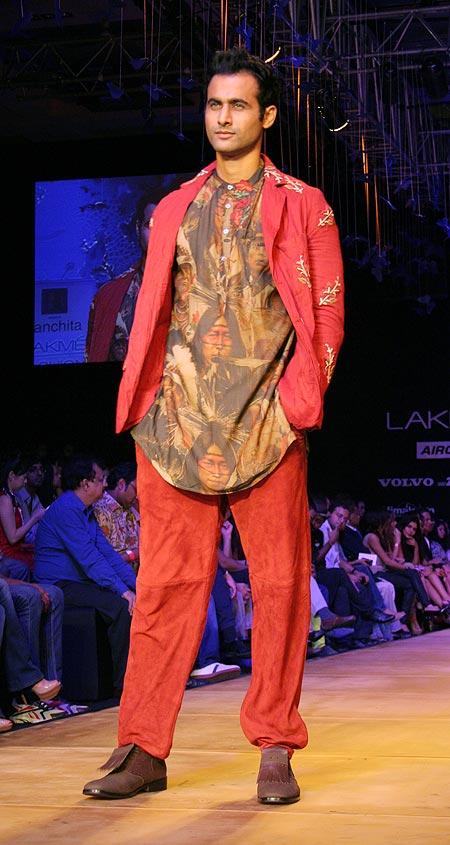 Freddy Daruwala for Sanchita Ajjampur