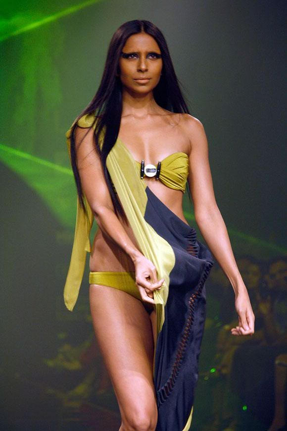 Candice Pinto for Shivan and Narresh