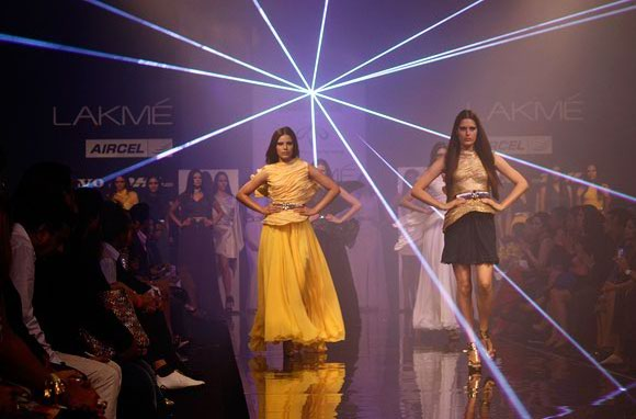 Not all glitz: Shefalee Vasudev's book travels beyond the runway and tells the story of Indian fashion in a way never told before