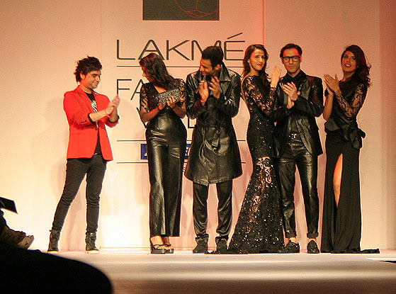 Rajat K Tangri, Candice Pinto, Freddy Daruwala, Alesia Raut, Romi Kaushal and Deepti Gujral