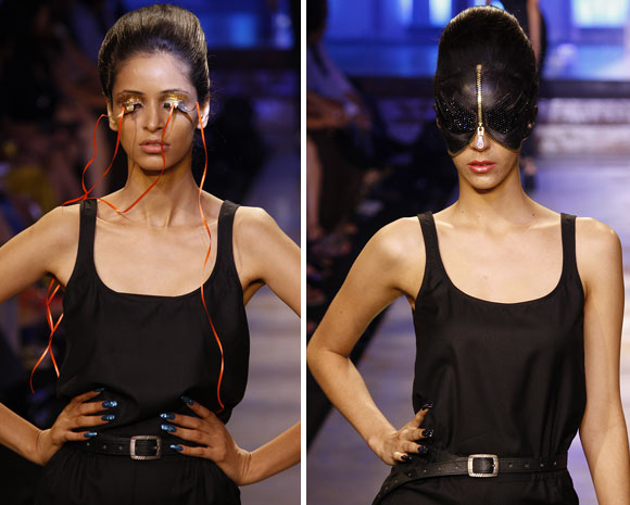 The Absolute Monochrome makeup line from Lakme