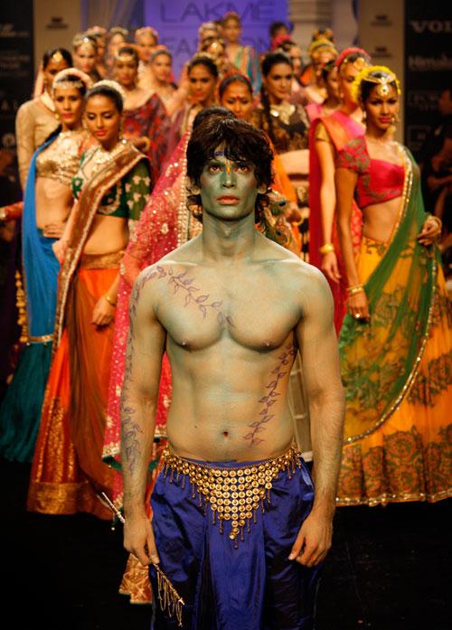 Gaurav Arora for Neeta Lulla