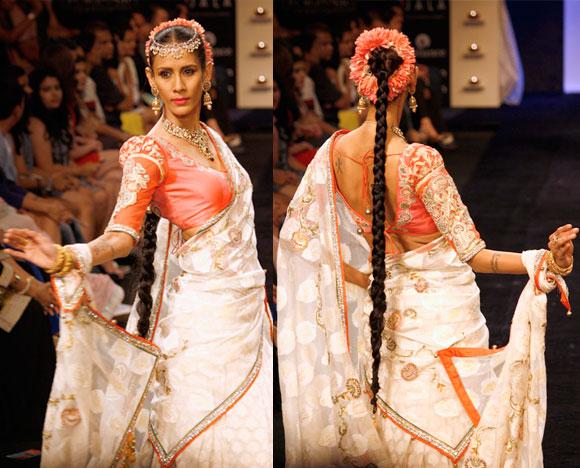 Kavita Kharayat for Neeta Lulla