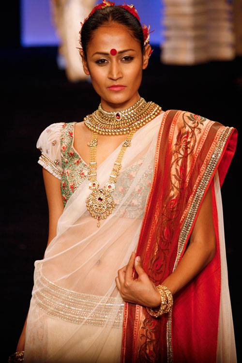 Surelee Joseph for Neeta Lulla