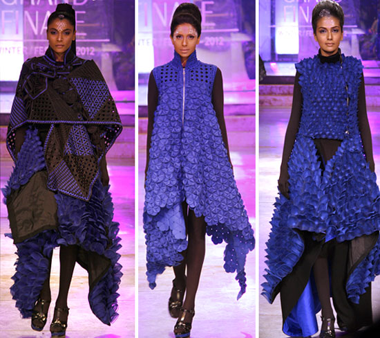 Hemangi Pate, Candice Pinto and Sanea Shaikh for Pankaj and Nidhi