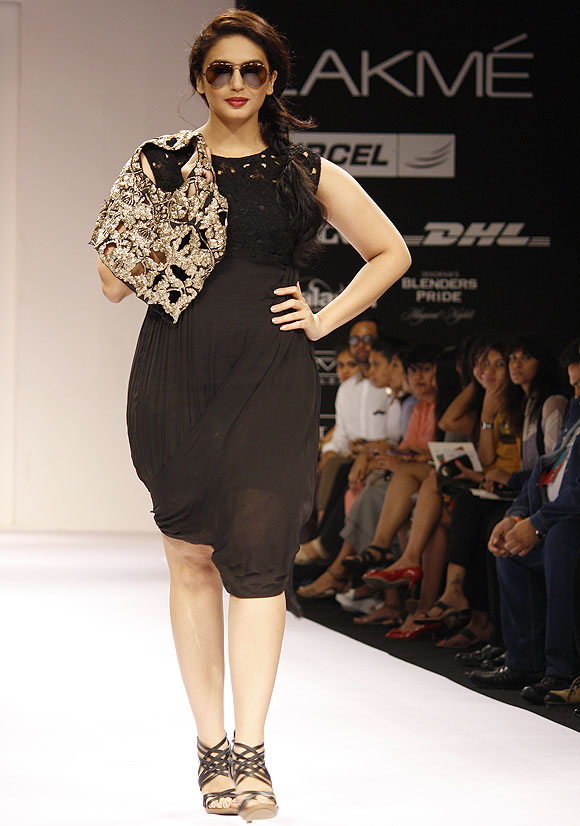 Huma Qureshi for Atithi Gupta