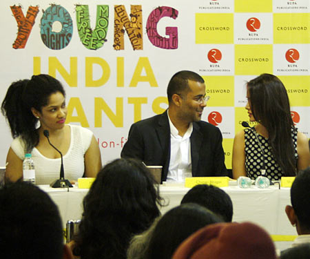 What does young India want? Chetan Bhagat's here to tell