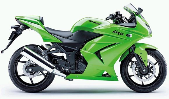 Kawasaki Ninja 250R