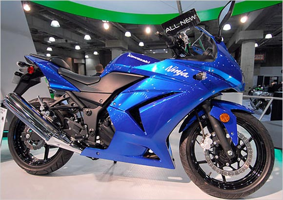 IN PICS: The amazing Kawasaki Ninja 250R