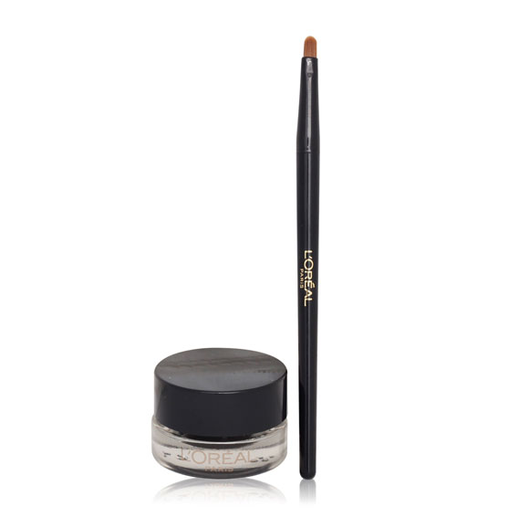 L'Or al Paris Waterproof Gel Eyeliner, Black