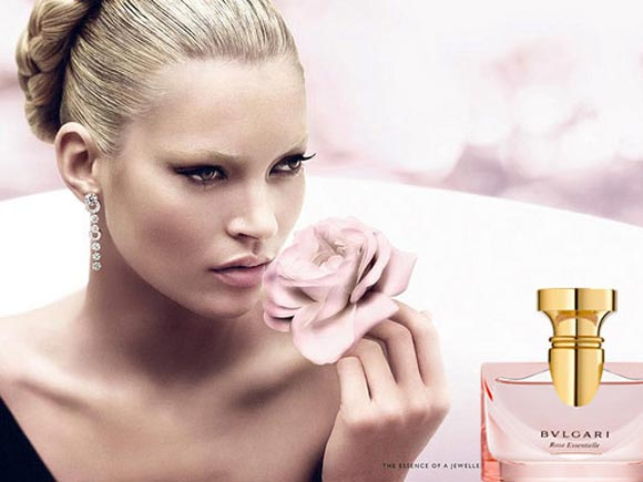 Kate Moss for Bulgari Rose Essentielle