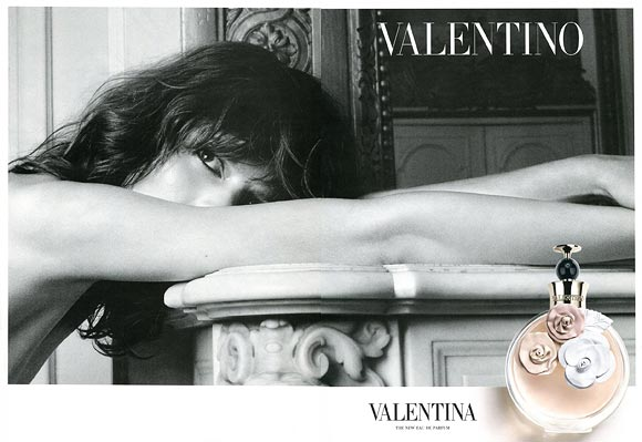 Freja Beha Erichsen for Valentino Valentina