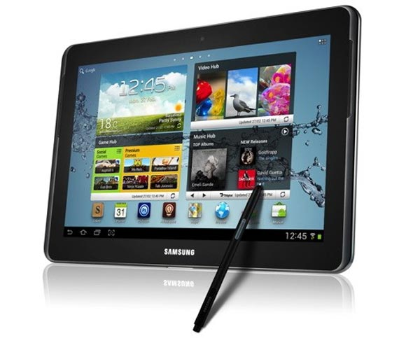 IT'S HERE! Pre-book the Samsung Galaxy Note 10.1